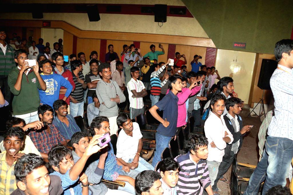 Sandeep Kishen, Naresh paticipated in Beeruva film success tour held in Hyderabad.