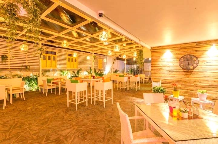 Smita opens TFL – The Food Lounge in Vijayawada.