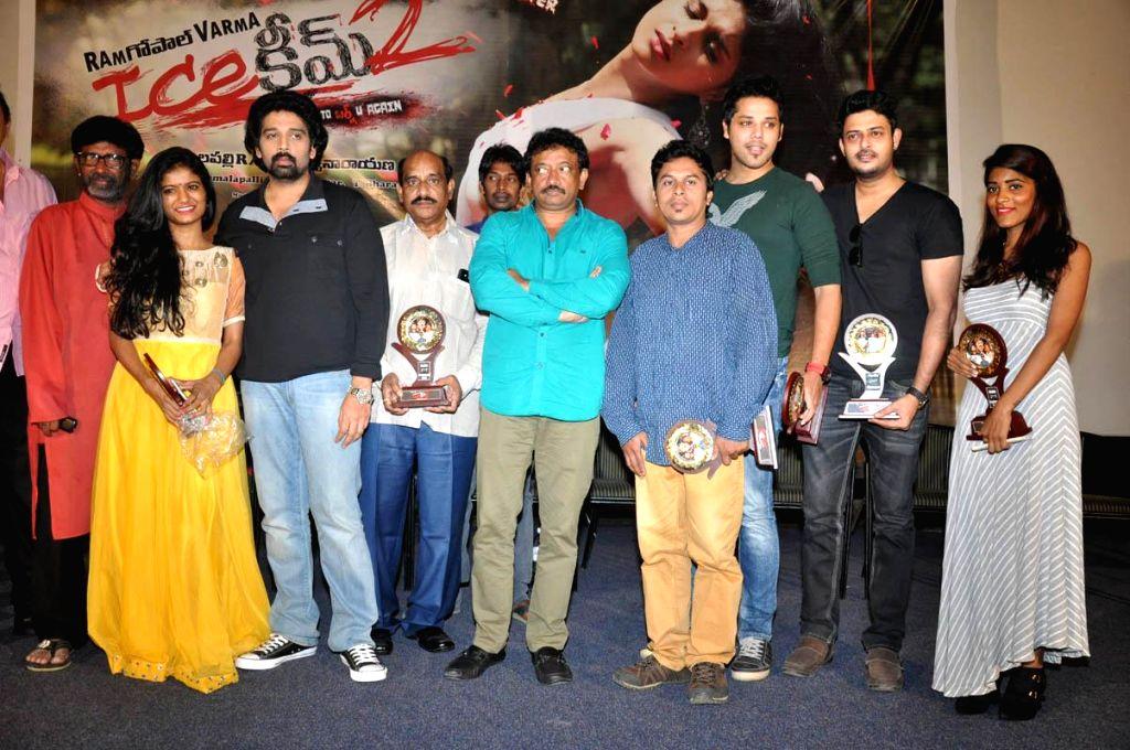 Song launch of film Ice Cream 2.