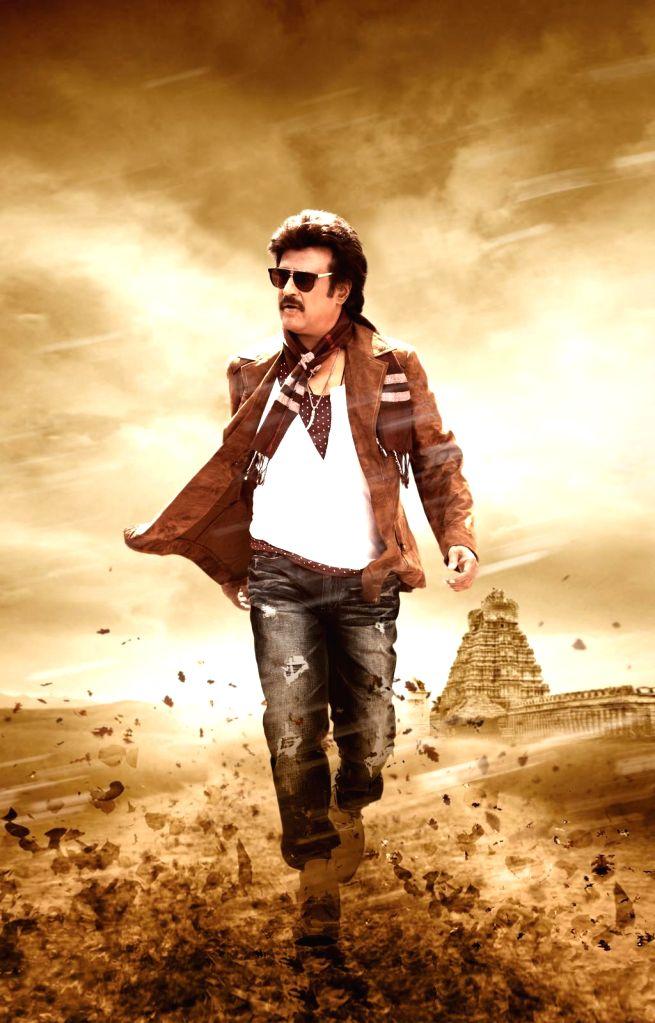 Stills from Telugu film `Lingaa`.