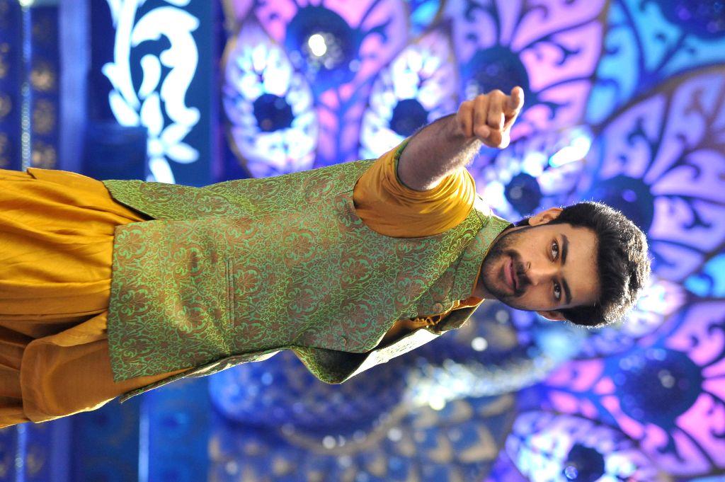 Stills from Telugu film `Mukunda`.