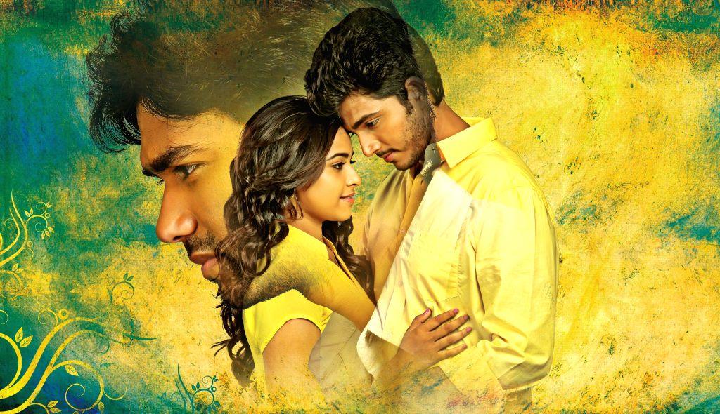 Stills from Telugu film `VAARADHI`.