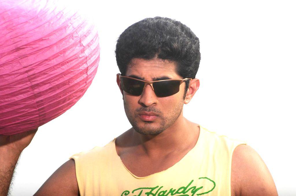 Stills from Telugu film `Yavvanm Oka Fantasy`.