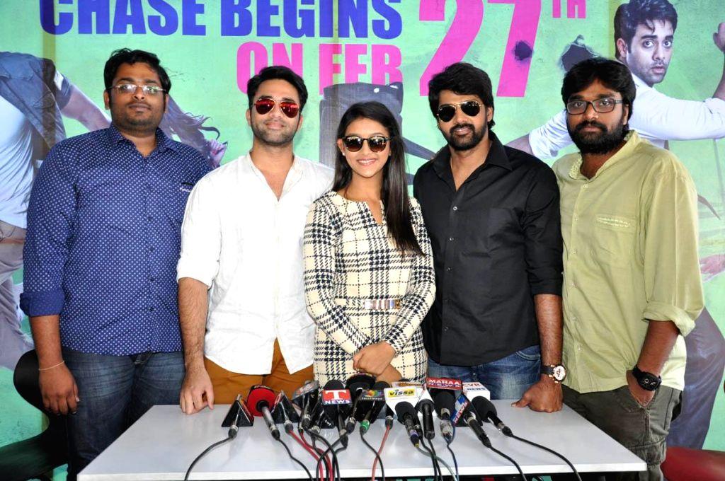 Stills from upcoming Telugu film `Bham Bholenath`.