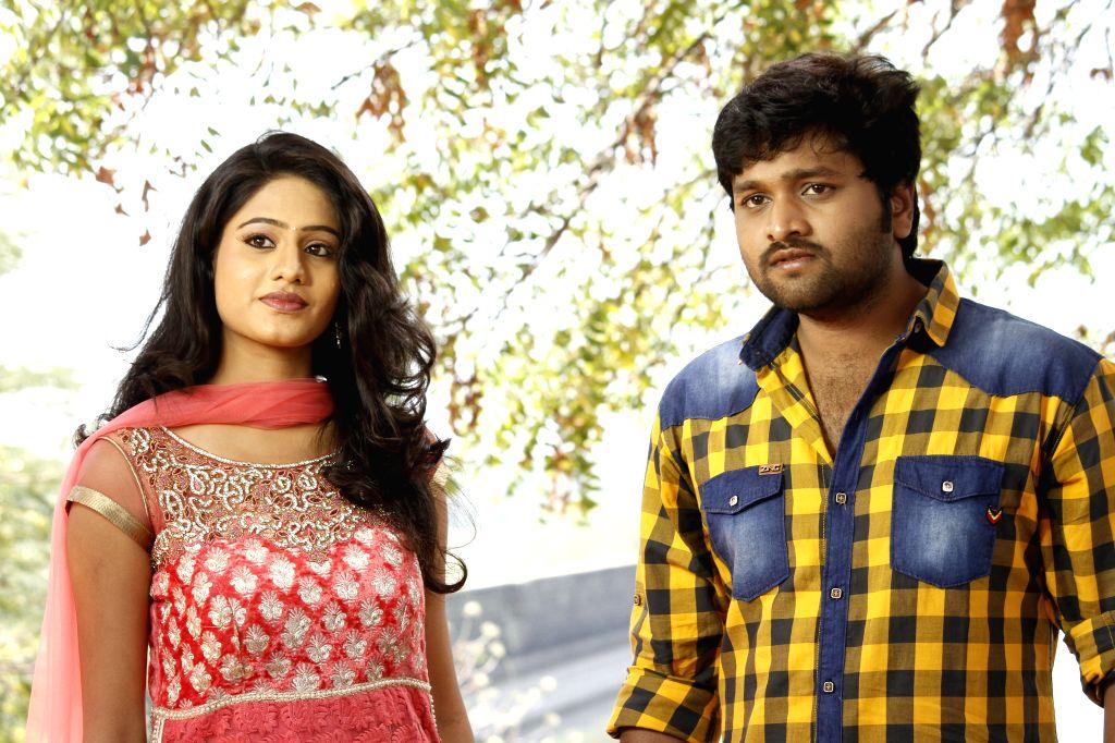 Stills from upcoming Telugu film `Ika Selavu`.