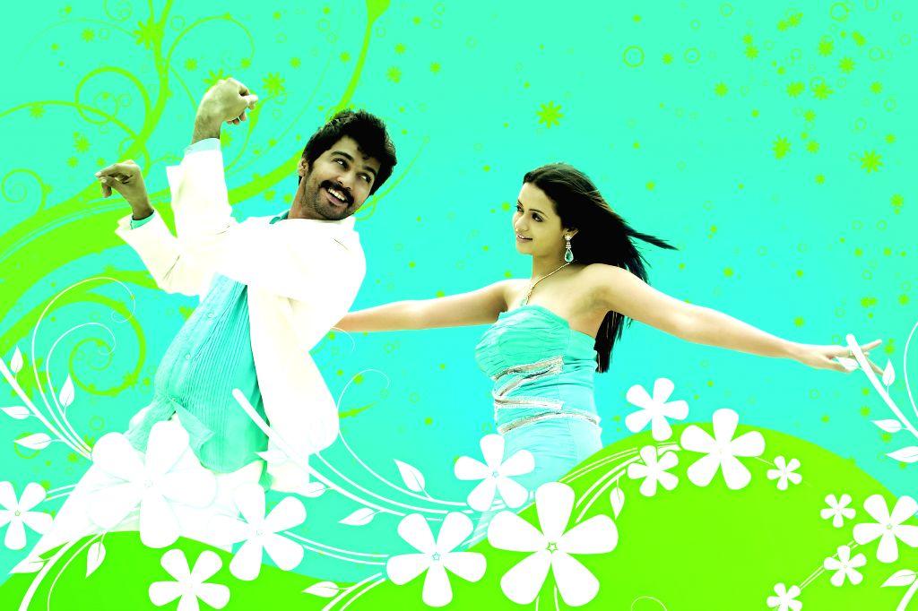 Stills from upcoming Telugu film `Margam`.