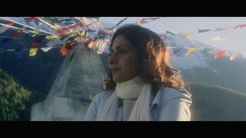 Hyderabad: Stills of Sridevi's Mom movie.. (Photo: IANS)