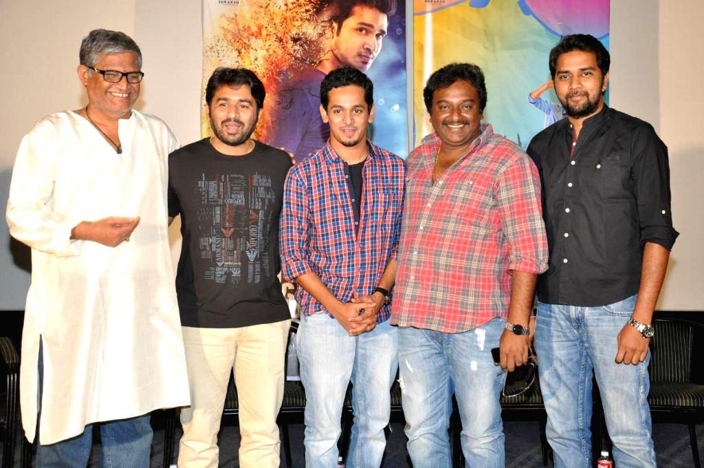 `Surya Vs Surya`teaser launch on jan. 07, 2015.
