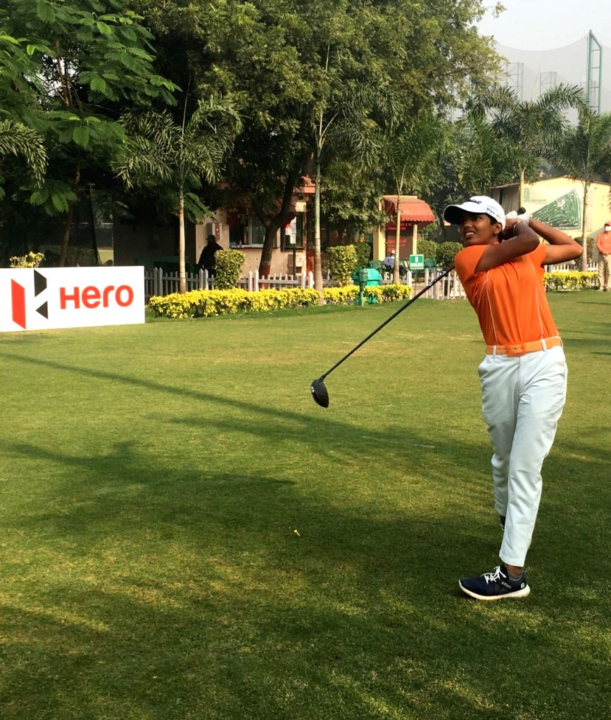 Hyderabad talented Sneha scores wire-to-wire win in 7th leg of Hero WPGT; Amandeep is top pro finisher-1.