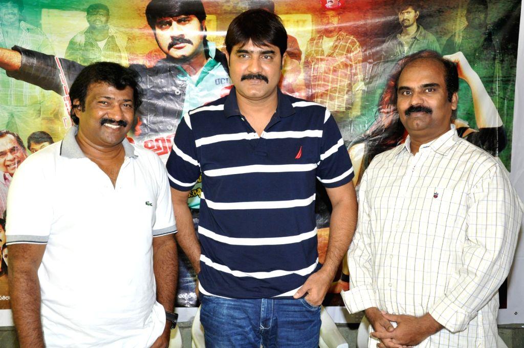 Telugu Film Dhee ante Dhee Success meet