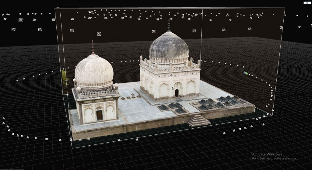 Hyderabad: The Indian Institute of Technology-Hyderabad has created a Virtual Reality (VR) experience for an oral historical narrative of Hayat Bakshi Begum, considered to be one of the most influential women rulers of medieval Deccan. This 360-degre - Hayat Bakshi Begum