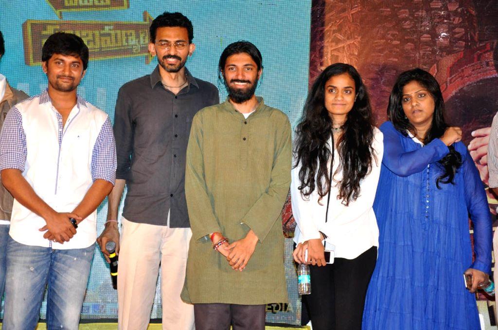 Yevade Subramanyam Success meet held at Hyderabad on Thursday (26th March) evening.