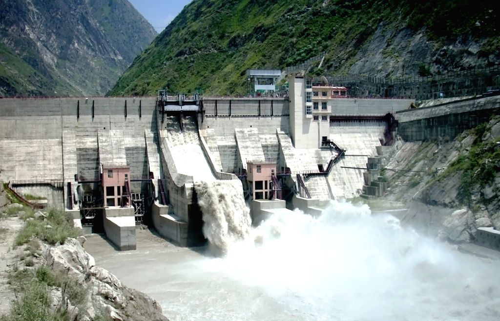 Hydro Electric Project. (File Photo: IANS)