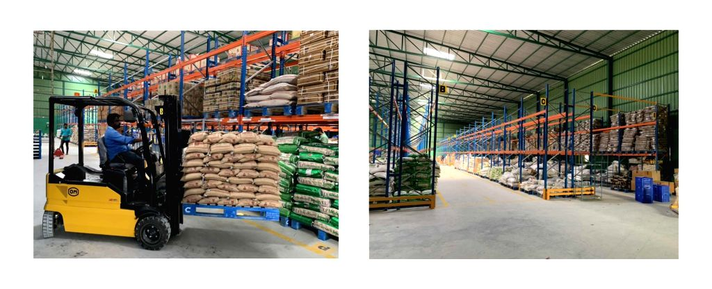 Hyperpure by Zomato launches a warehouse in Delhi.