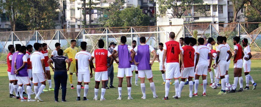 I-League: Chennai hoping to keep up momentum against Real Kashmir (Credit : AIFF)
