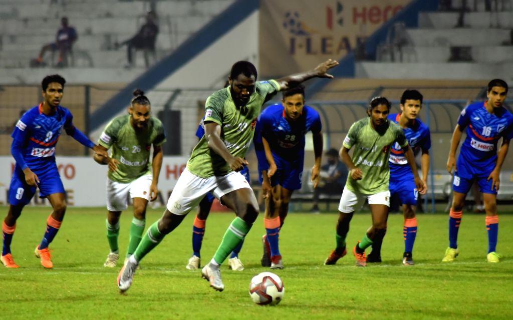 I-League: Clinical Gokulam Kerala blank Indian Arrows 4-0