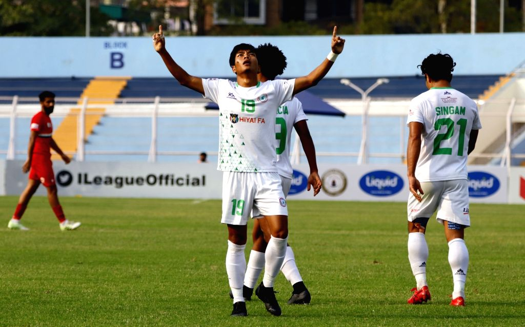 I-League: Clinical NEROCA keep top 6 hopes alive, beat Sudeva 2-0 (Credit: AIFF)