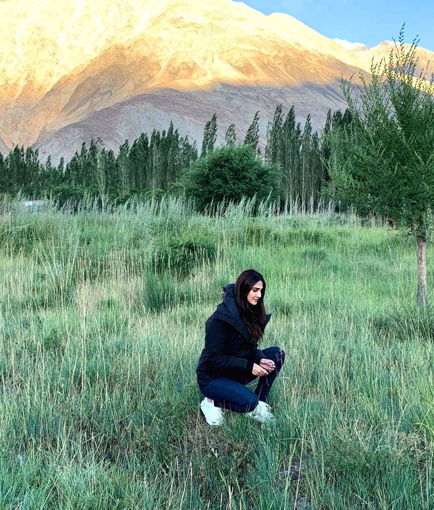 I live travelling: Vaani Kapoor - Vaani Kapoor