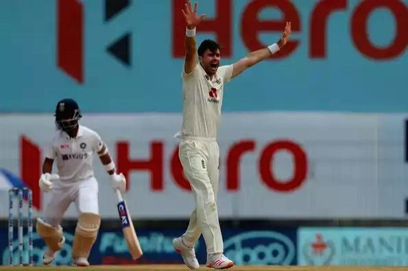 I thought I wasn't good enough for Test cricket - James Anderson (pic-BCCI)