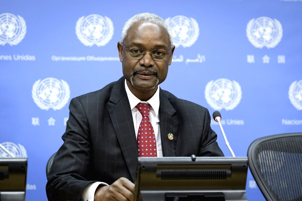 Ibrahim Thiaw, Executive Secretary of the United Nations Convention to Combat Desertification (UNCCD).
