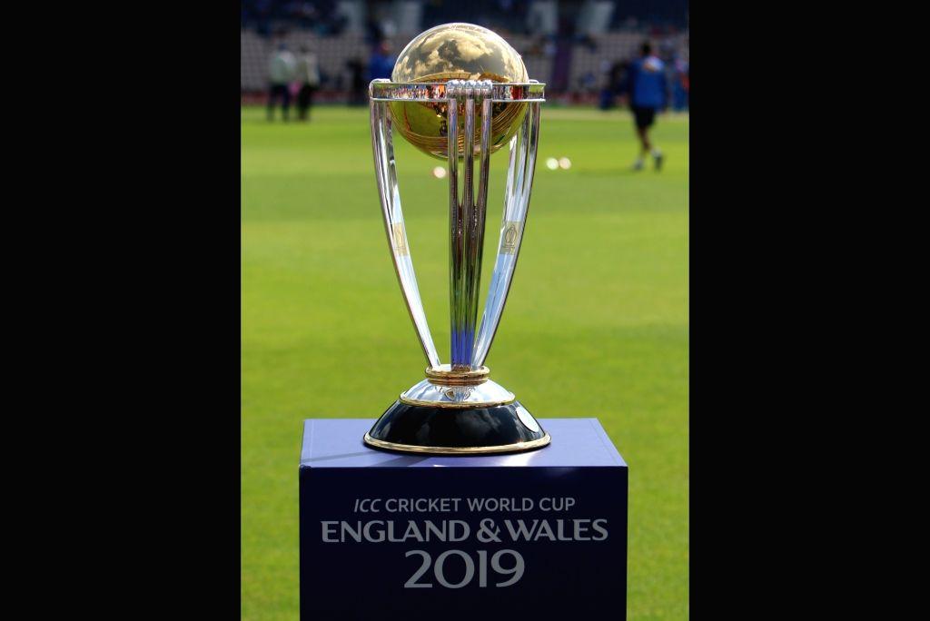 """""""ICC World Cup England & Wales 2019"""". (Photo: Surjeet Yadav/IANS) - Surjeet Yadav"""