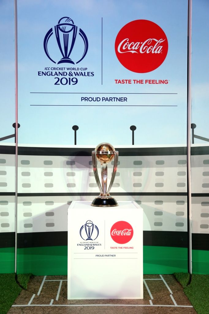 ICC World Cup Trophy.