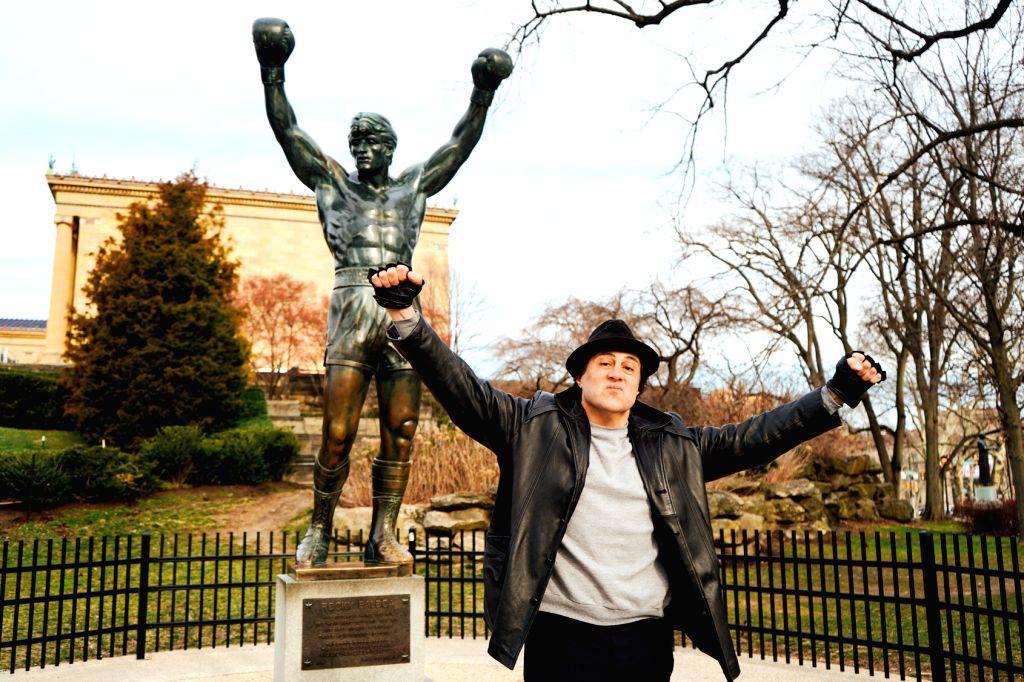 Iconic art to see in Philadelphia.(photo:IANSLIFE)