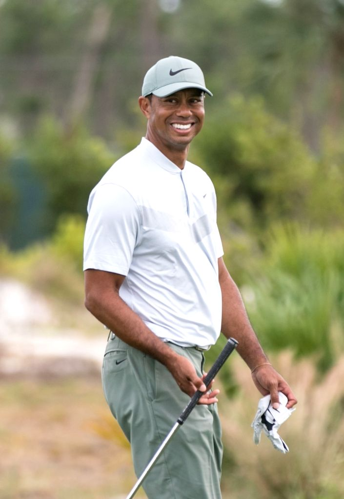Iconic golfer, Tiger Woods during Round 2 at the Hero World Challenge at Albany Championship Course in the Bahamas.