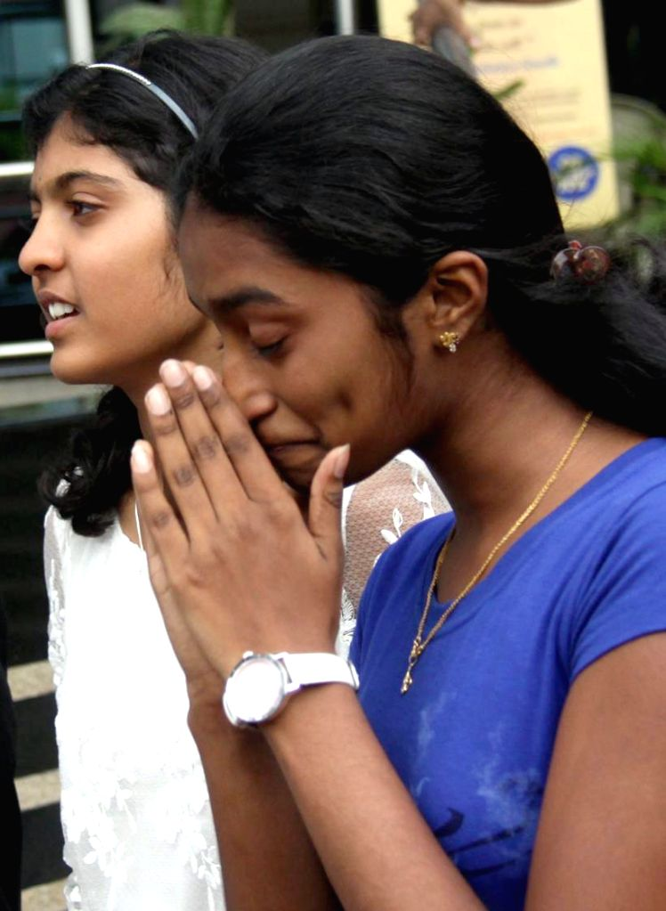 ICSE students check their results online in Bengaluru, on May 6, 2016.