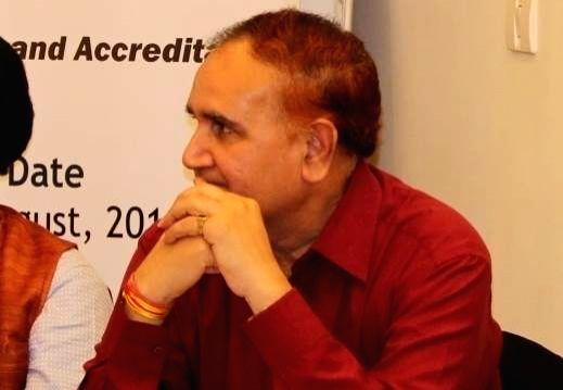 IGNOU Vice Chancellor Nageshwar Rao - Chancellor Nageshwar Rao
