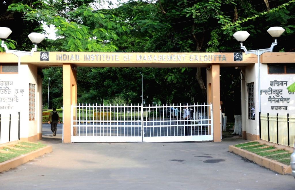 IIM Calcutta. (File Photo: IANS)