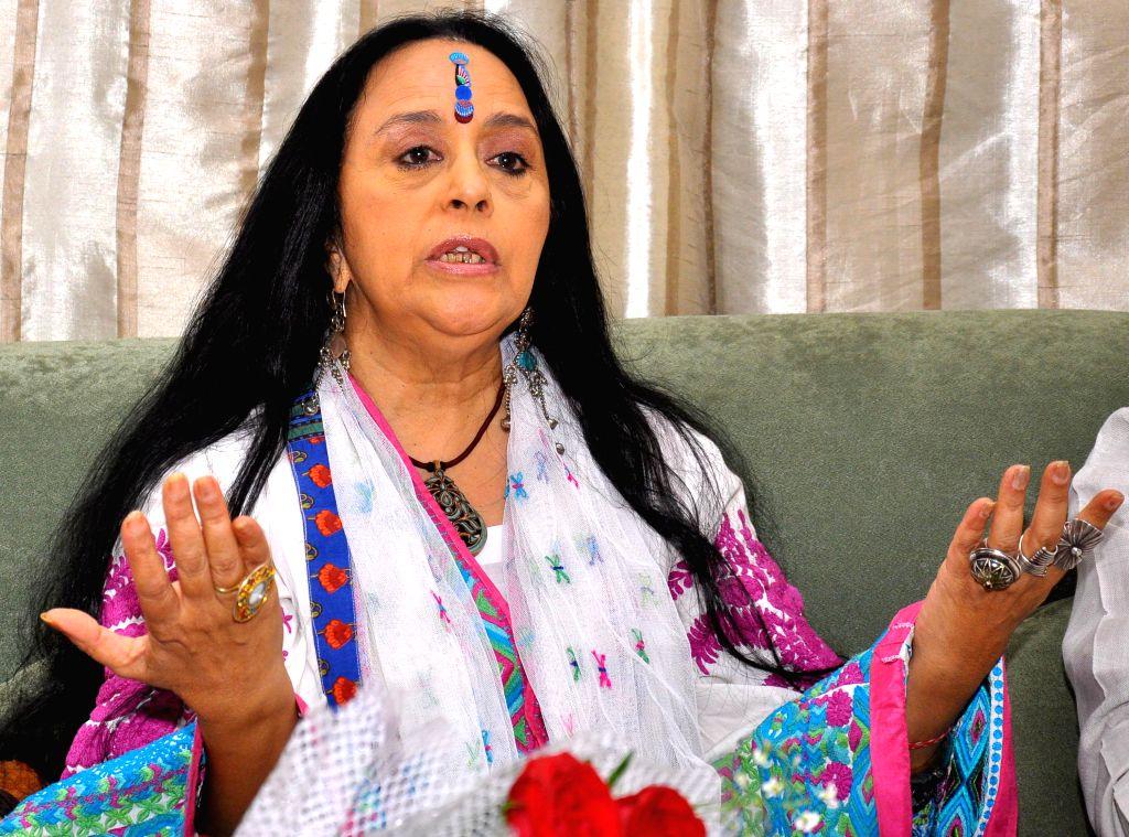 Ila Arun: Initially I was sceptical to work with Nawazuddin