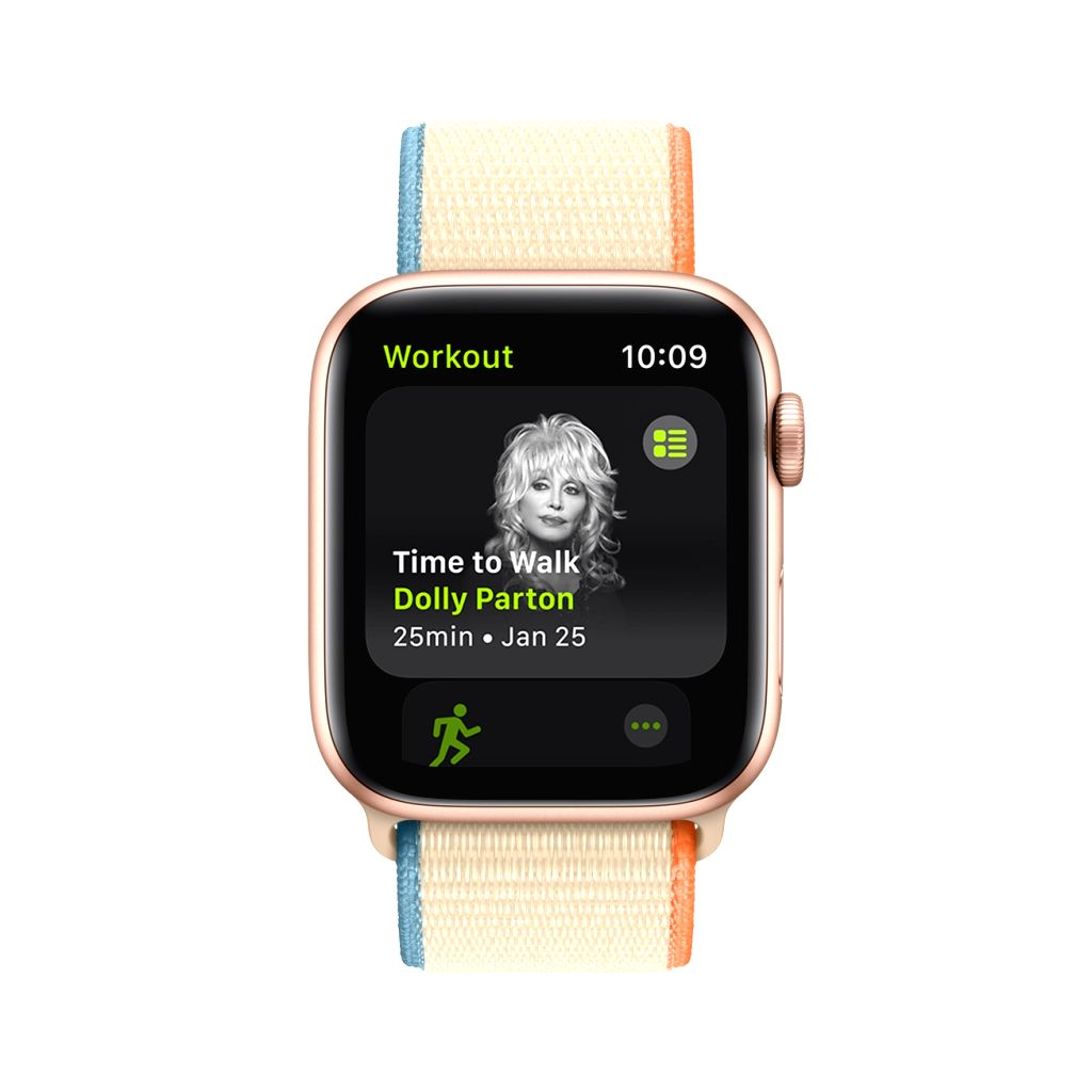 Image for Apple adds 'Time to Walk' audio feature to Fitness+