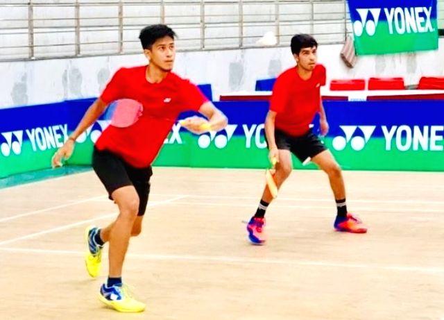 Iman Sonowal and Yash Kariwal.