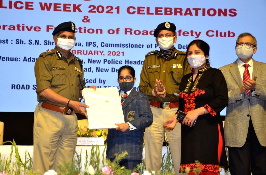 Important to induce road safety values in youngsters : Delhi police chief
