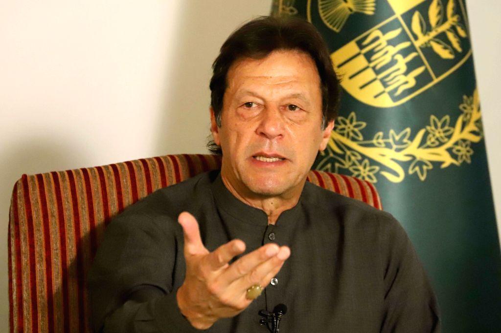 Imran Khan. (File Photo: IANS) - Imran Khan