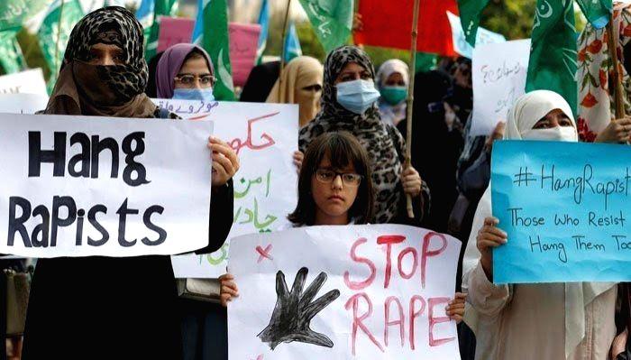 Imran Khan-led govt sets up anti-rape crisis cells. - Imran Khan