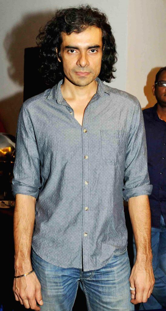 Imtiaz Ali during special screening of film 2 States at YRF Studios in Mumbai on April 17, 2014.