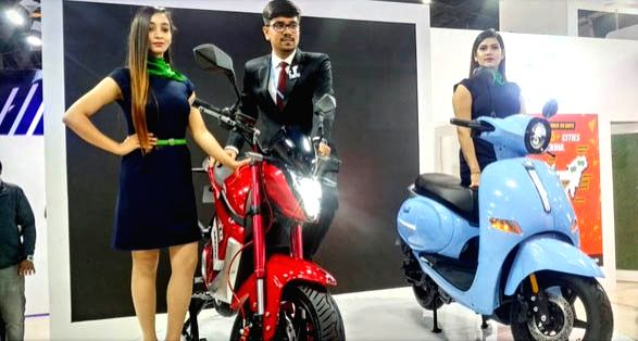 In a bid to make a pan-India name for itself, electric two-wheeler manufacturing startup EeVe has unveiled two-wheelers, Tesero and Forseti, in the 14th edition of the mega event of the Indian Auto Expo 2020.