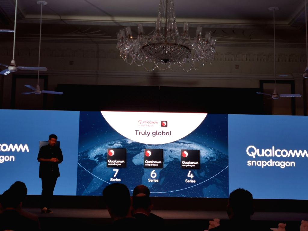 In a bid to meet the growing demand for 4G smartphones, chipset making giant Qualcomm on Tuesday unveiled three new Snapdragon mobile platforms in India. The firm launched the Snapdragon 720G, 662 and 460 which are focused to deliver better user expe