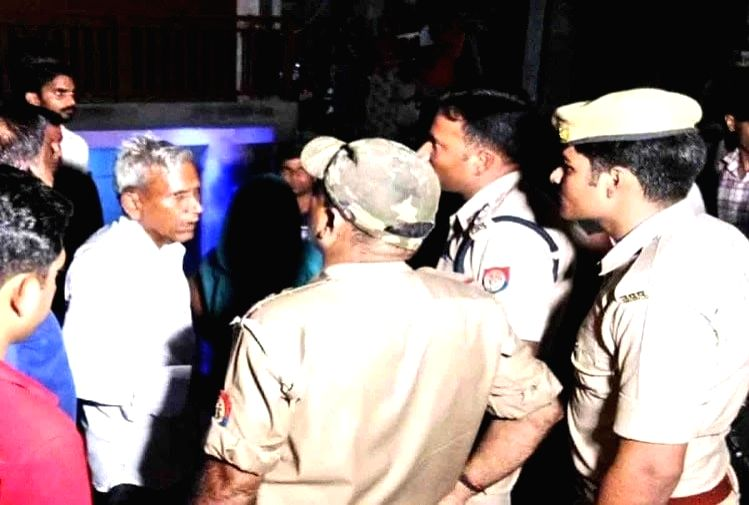 """In a case of murder of five members of a family in Hamirpur district of Uttar Pradesh, the SSP said on Thursday, """"In the investigation so far, it appears to be a case of personal conflict but the investigation is still on."""""""