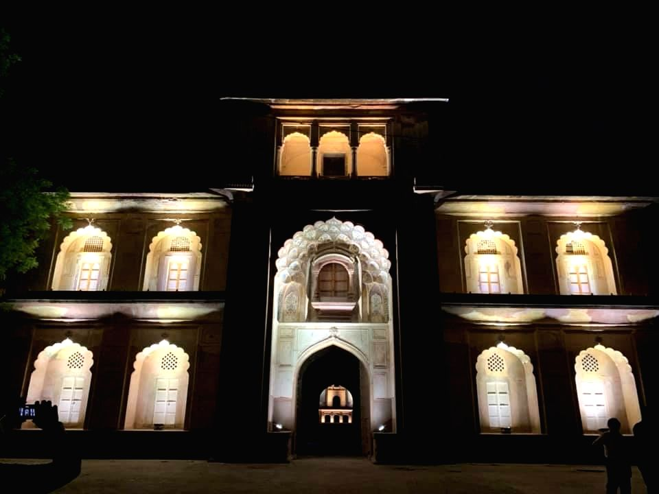 In a magnificent first, the Mughal-era Safdarjung's Tomb will be seen illuminated with architectural LED lights after sunset.
