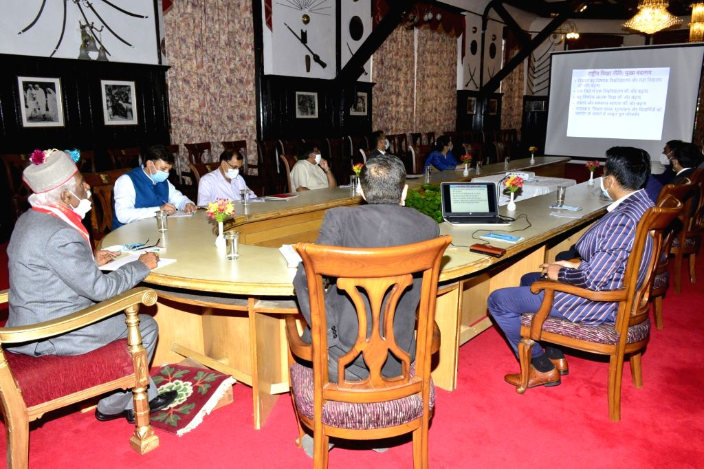 In a meeting with Vice-Chancellors on National Education Policy-2020, Governor Bandaru Dattatraya stressed on working in the direction of research, innovation and entrepreneurship, keeping equality ...