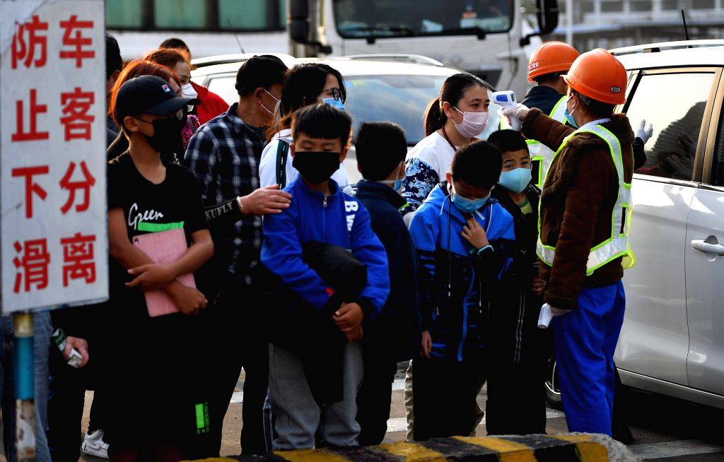In addition, Hainan has taken various measures to prevent and control the epidemic on ferries crossing the sea, such as pre-boarding temperature measuring, vessel disinfection and setting up ...