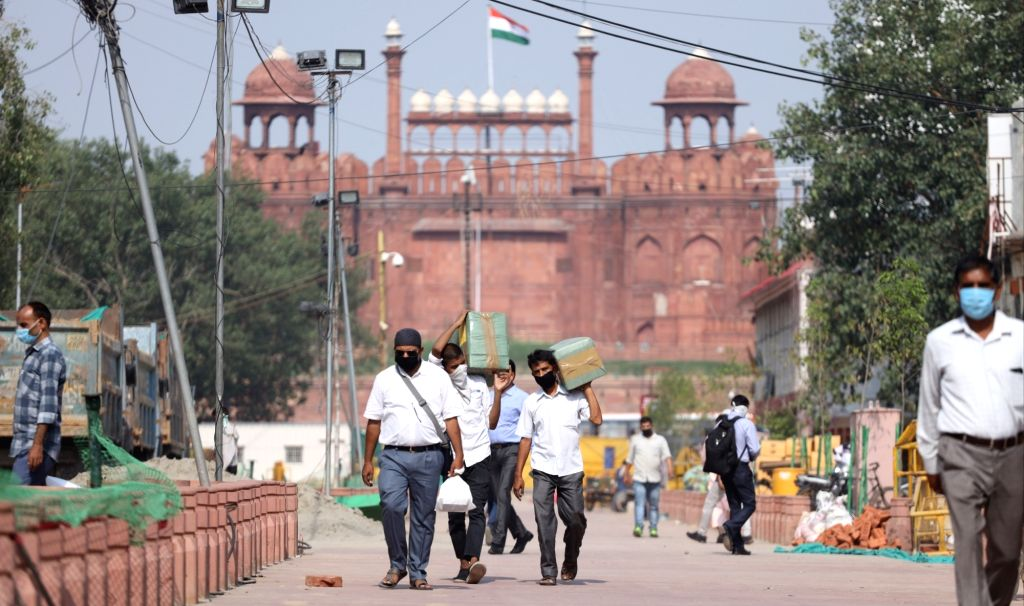 In India, Hindus are much less likely to have a favourable view of Muslims than Muslims of Hindus. This is according to a 2018 survey by US research body Pew Research Centre. (Photo: IANS)