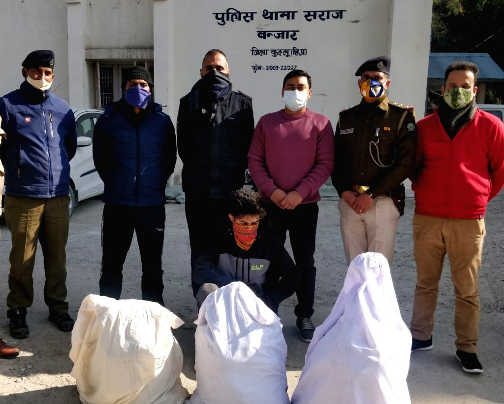 In one of the biggest seizure of narcotics in recent times, the Himachal Pradesh police on Thursday claimed to have seized 111 kg of charas in an operation in Kullu district and it was still on, ...