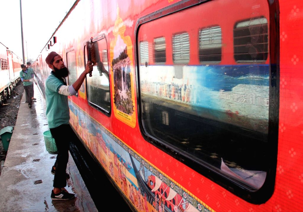 In order to clear the festive rush, the Ministry of Railways will run 196 pairs (392 trains) ???Festival Special??? services over Indian Railways which will be operated from today i.e ...