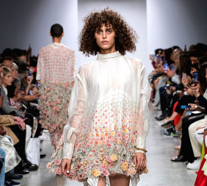 In terms of Fashion news what caused a significant stir was the unusual collaboration between Belgian designer Dries Van Noten and French couturier Christian Lacroix at Paris Fashion Week Spring ...