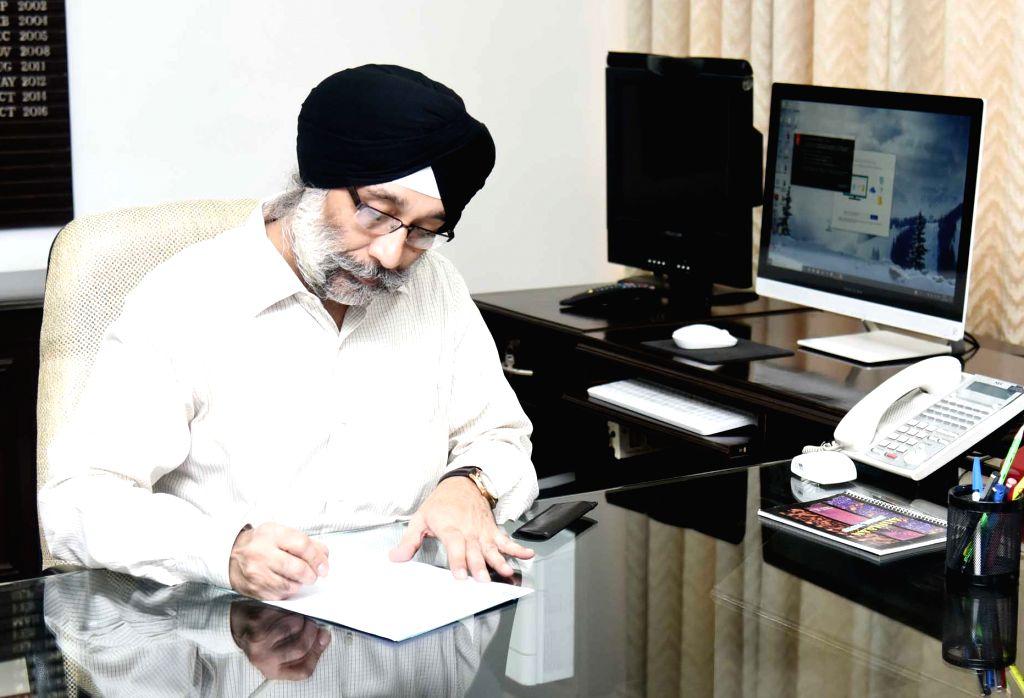Inder jit Singh. (Photo: IANS/PIB)