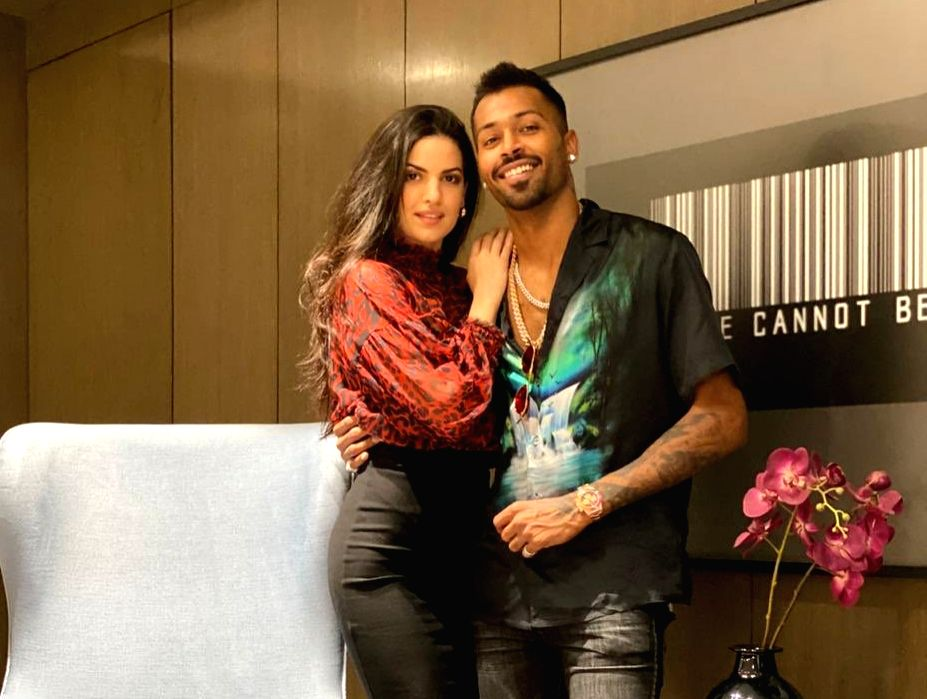 India all-rounder Hardik Pandya on Sunday announced that he and his fiance, Serbian actress Natasa Stankovic, are expecting their first child. - Natasa Stankovic